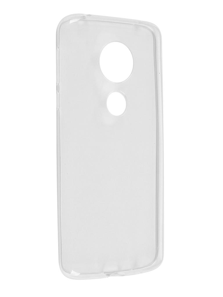 Чехол LuxCase для Motorola Moto E5 Transparent 60133