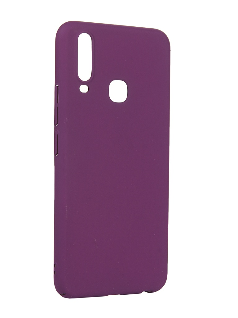 Чехол LuxCase для Vivo Y17 PC Violet 63002