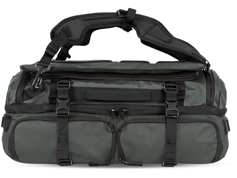 Wandrd Hexad Duffel Access 45L Green 20806