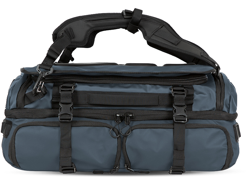 Wandrd Hexad Duffel Access 45L Blue 20807