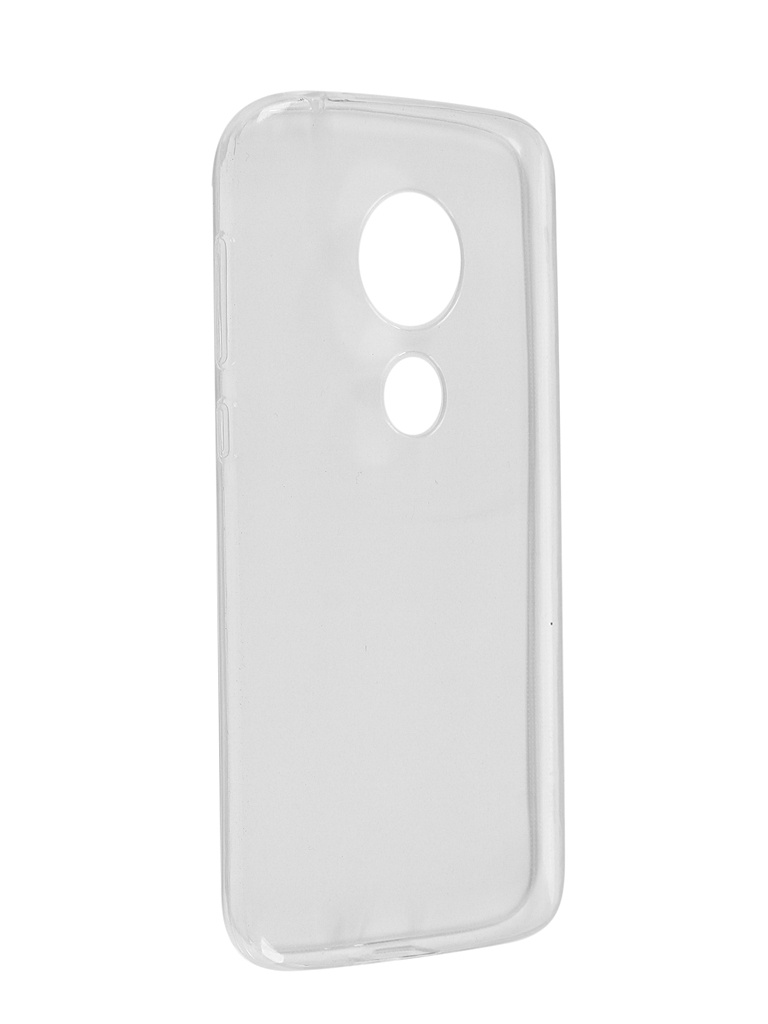 Чехол LuxCase для Motorola Moto E5 Play Transparent 60146