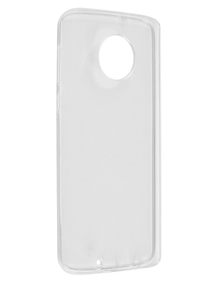 Чехол LuxCase для Motorola Moto G6 Transparent 60135