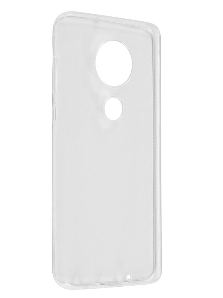 Чехол LuxCase для Motorola Moto G7 Transparent 60136