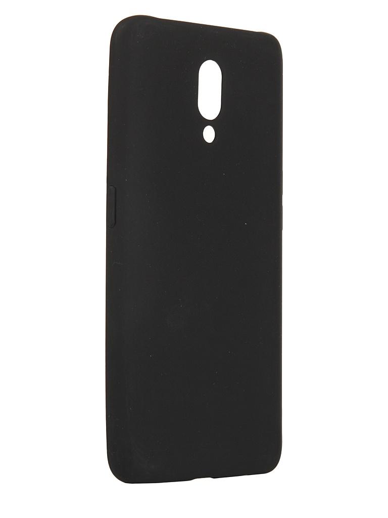 Чехол LuxCase для Oppo Reno Black 60178