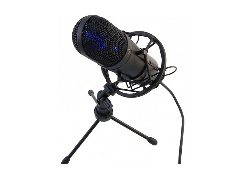 Микрофон Recording Tools MCU-01 Pro USB Black