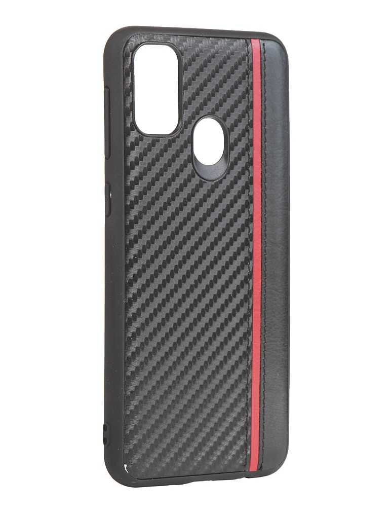 Чехол G-Case для Samsung Galaxy M21 Carbon Black GG-1243