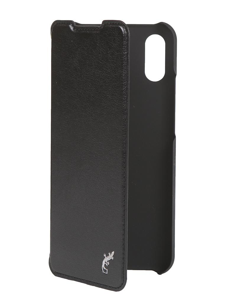 Чехол G-Case для Xiaomi Redmi 9A Slim Premium Black GG-1267