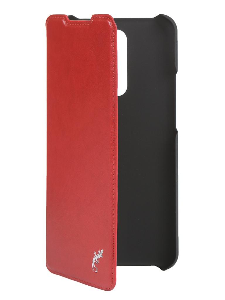 Чехол G-Case для Xiaomi Redmi 9 Slim Premium Red GG-1266