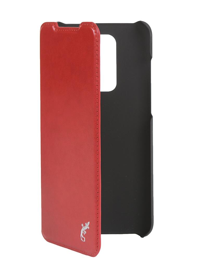 Чехол G-Case для Xiaomi Redmi Note 9 Slim Premium Red GG-1264 недорого