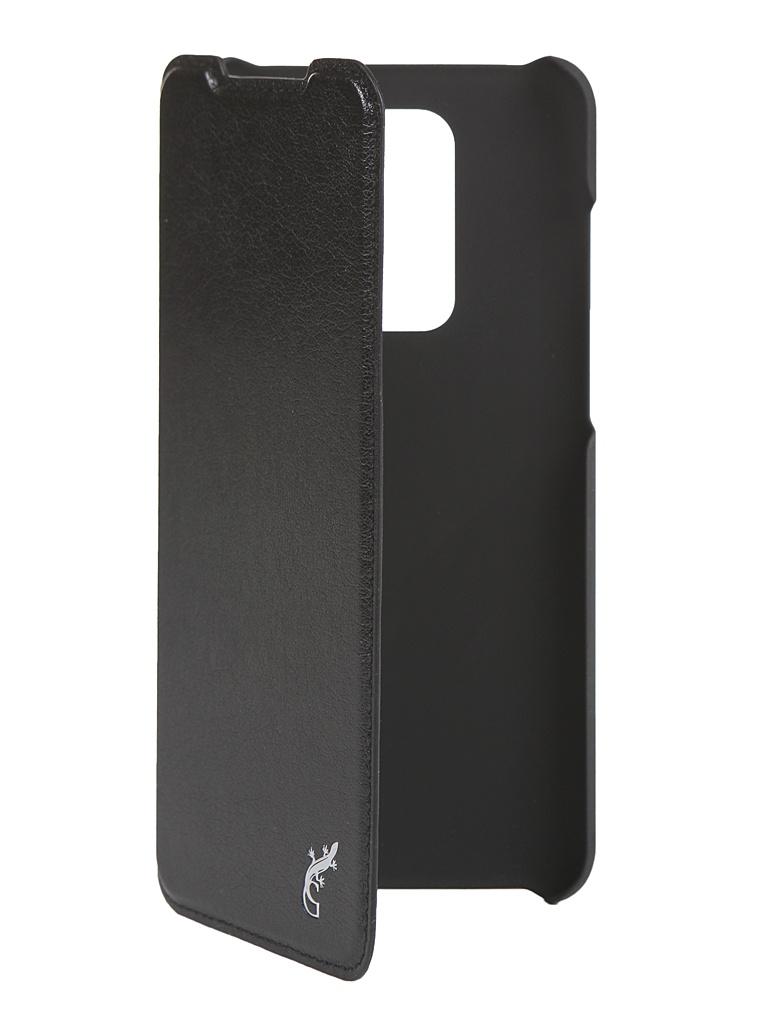 Чехол G-Case для Xiaomi Redmi Note 9 Slim Premium Black GG-1263.