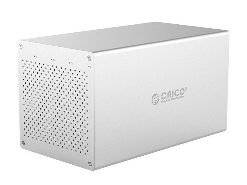 Контейнер для HDD Orico WS400C3 Silver