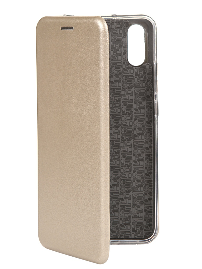 Чехол Innovation для Xiaomi Redmi 9A Gold 17948