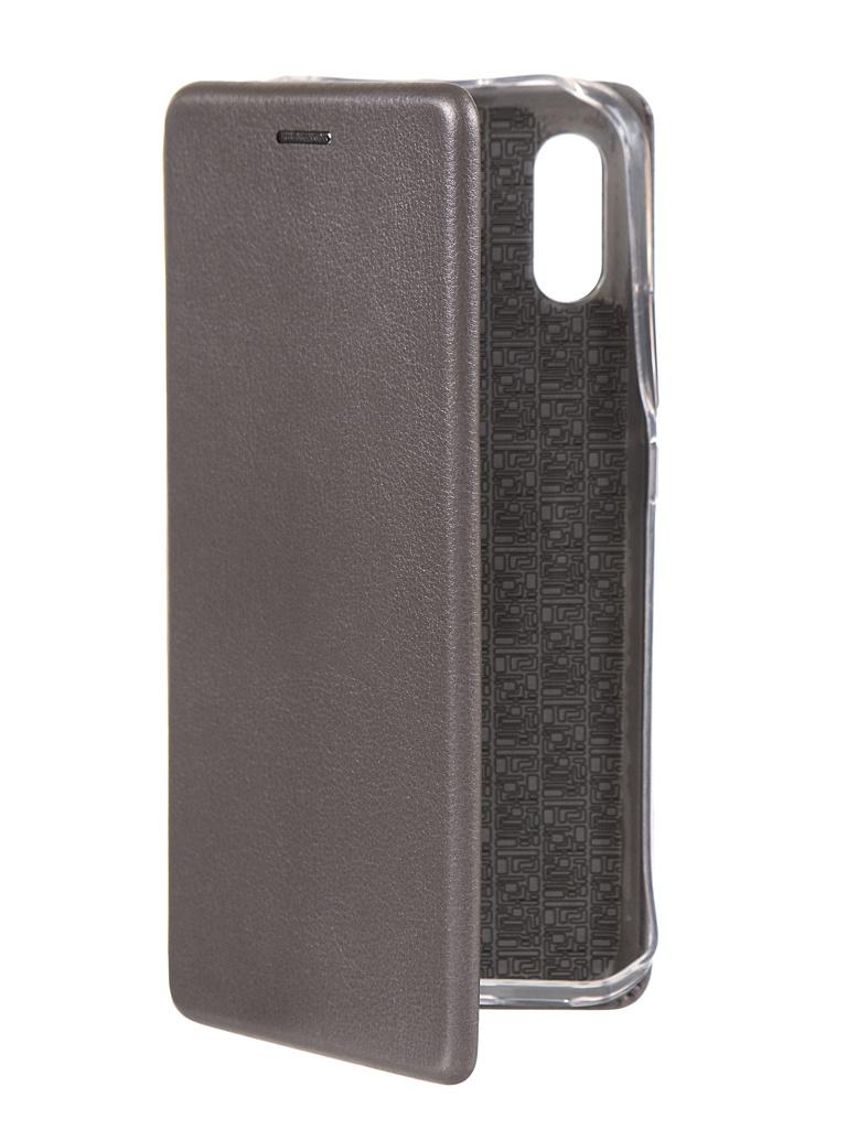Чехол Innovation для Xiaomi Redmi 9A Silver 17952