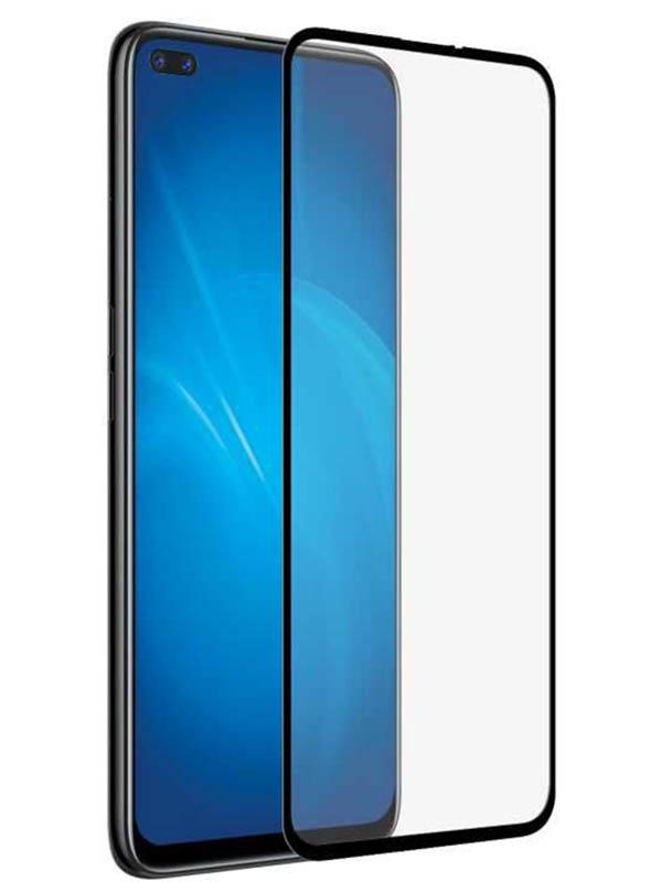 Защитное стекло Innovation для Realme 6 Pro 2D Full Glue Black 17912