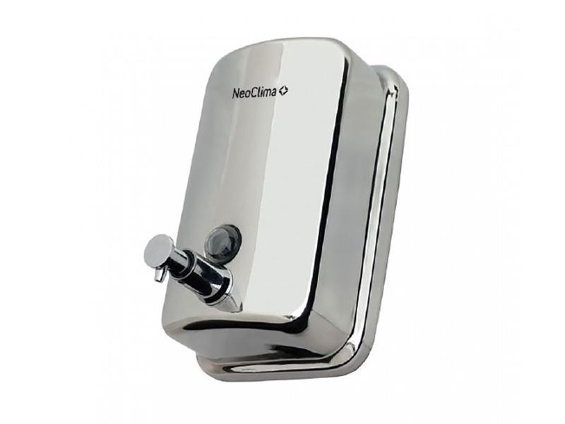 Диспенсер для жидкого мыла NeoClima 800ml DM-800