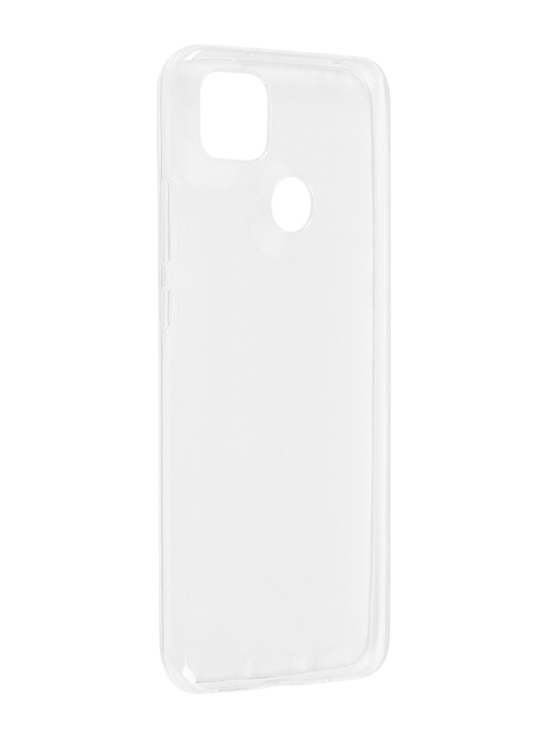 Чехол Zibelino для Xiaomi Redmi 9С Ultra Thin Case Transparent ZUTC-XMI-RDM-9C-WHT