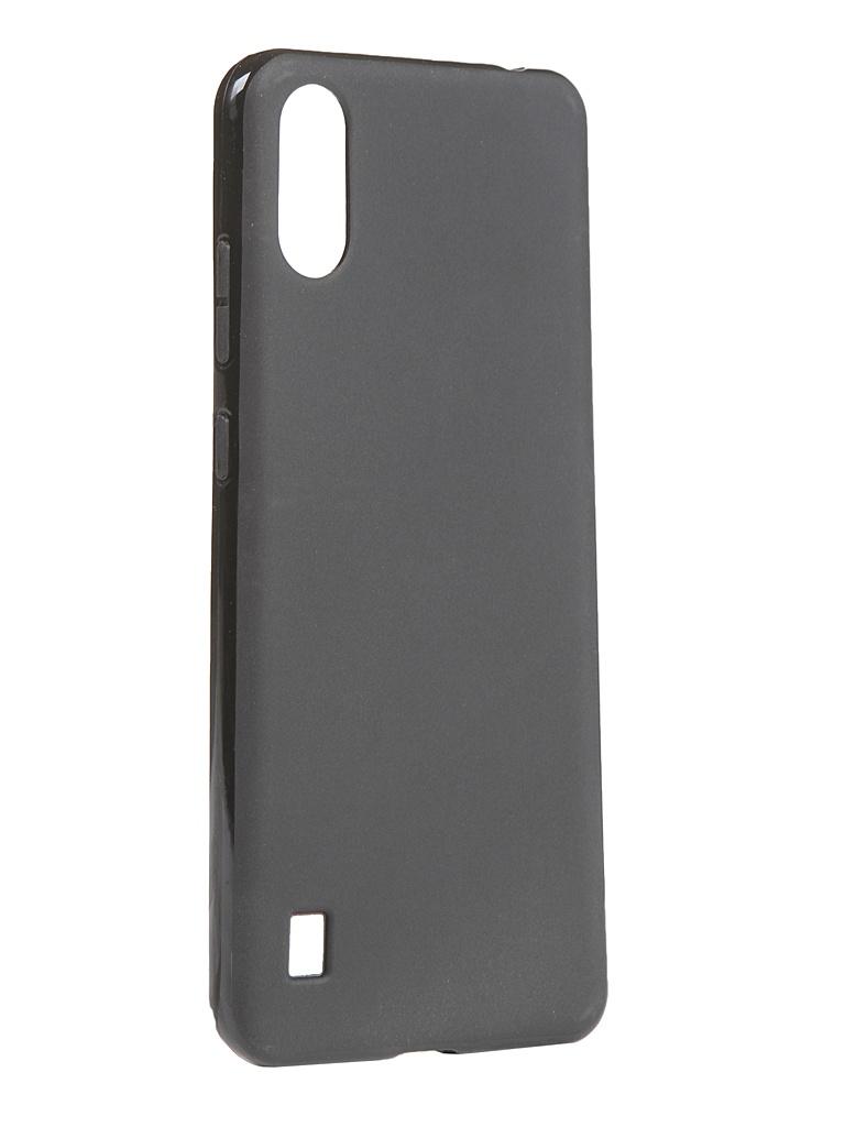 Чехол Zibelino для ZTE A5 2020 Soft Matte Black ZSM-ZTE-A5-2020-BLK