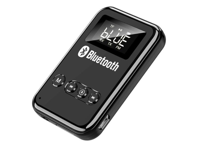 Bluetooth аудио адаптер Hurex SM-23 Uni FM