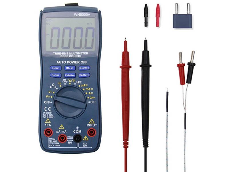 Мультиметр ZDK Pro M500-B 7381