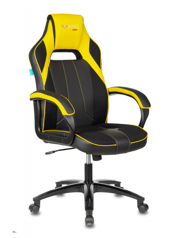 Компьютерное кресло Бюрократ Viking 2 Aero Yellow 1361967