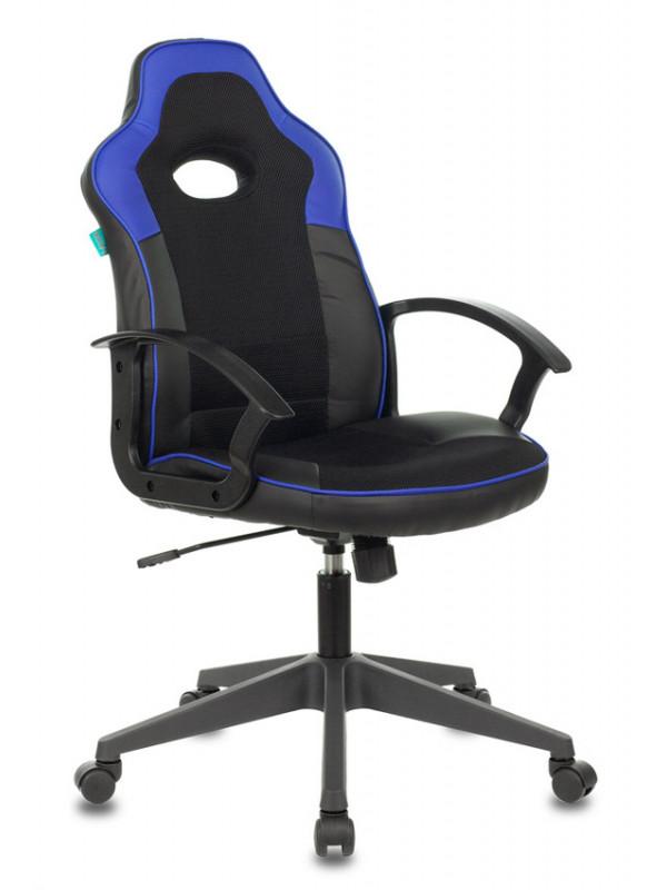 Компьютерное кресло Бюрократ Viking 11 Black-Blue 1192512