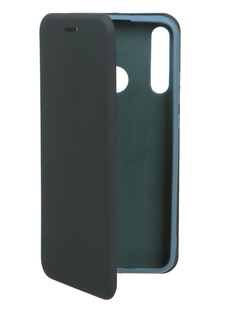Чехол Krutoff для Huawei P40 Lite E / Honor 9C Shell Green Opal 10493