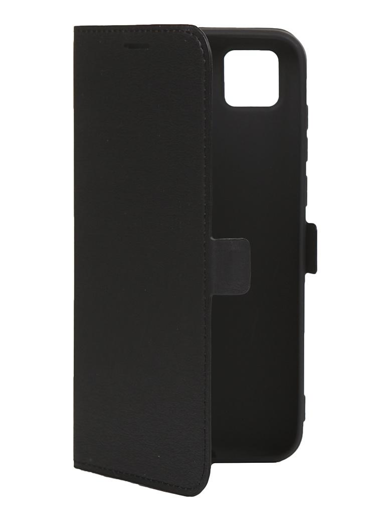 Чехол Krutoff для Honor 9S / Huawei Y5p Black 10479