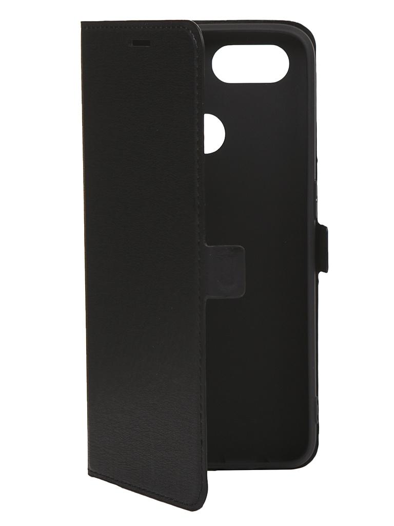 Чехол Krutoff для Oppo A12 Black 10485