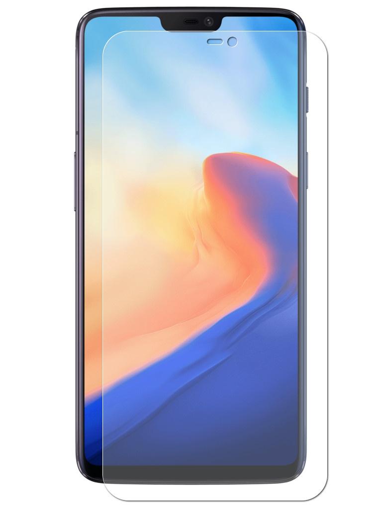 Противоударное стекло Innovation для OnePlus 6 17992