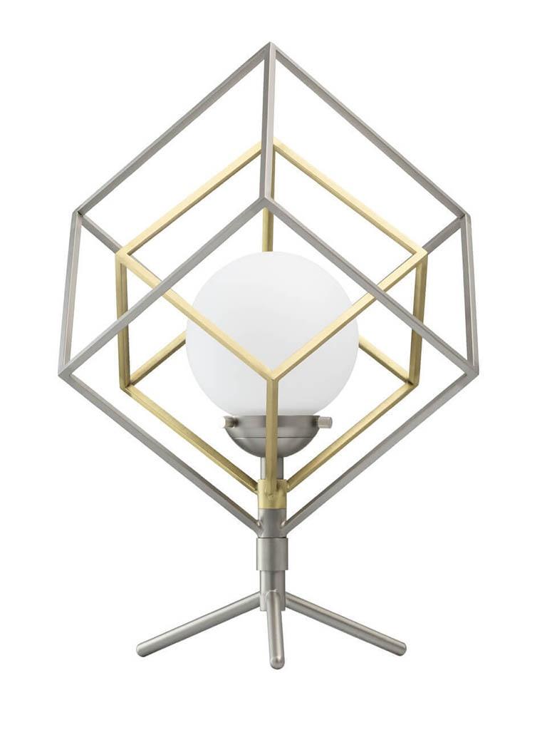 Настольная лампа De Markt Призма 5W LED 220V 726030401