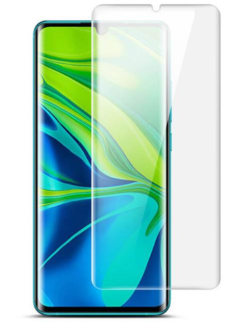 Защитное стекло Barn&Hollis для Xiaomi Mi Note10/10 Lite 3D Full Screen УТ000022627