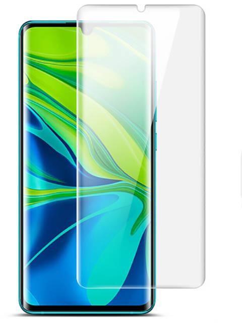 Защитное стекло Barn&Hollis для Xiaomi Mi 10/10 Pro 3D Full Screen УТ000022626