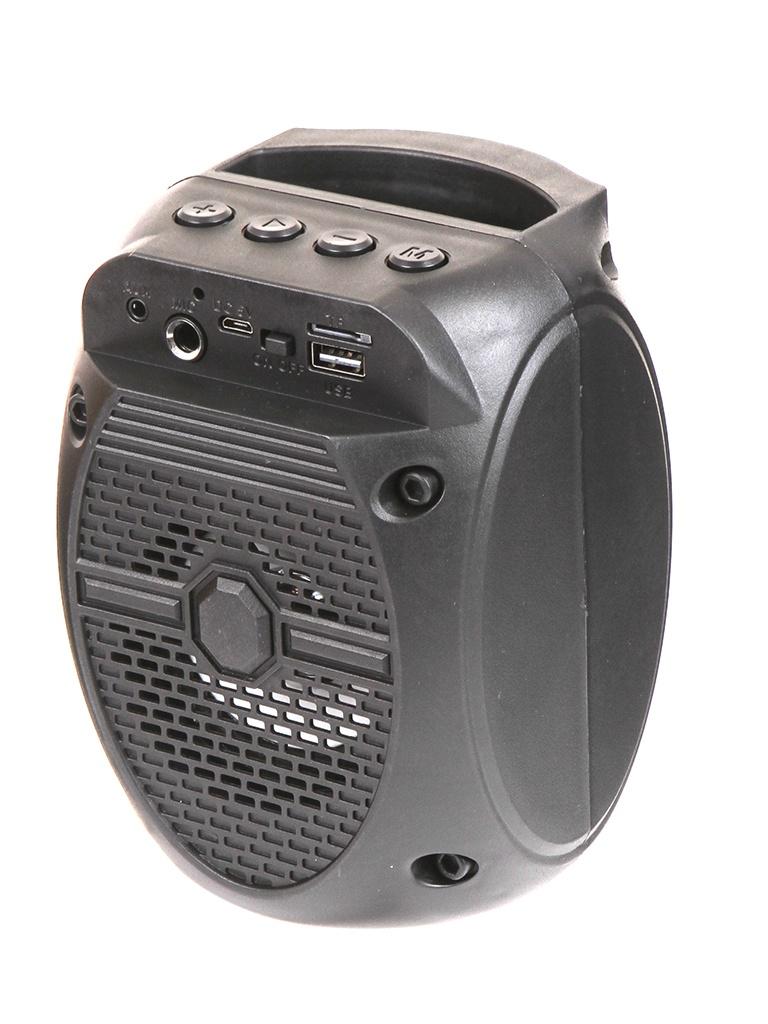 Колонка Eltronic ZQS-1308 Black