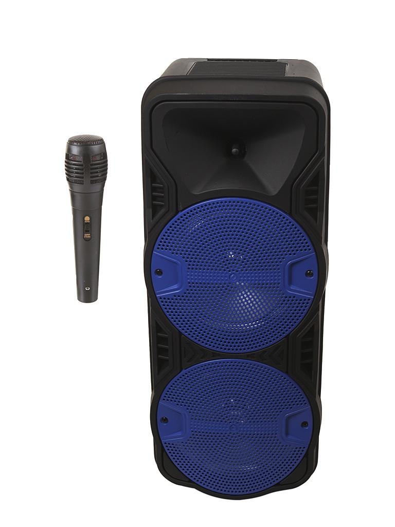 Колонка Eltronic ZQS-8203 Blue