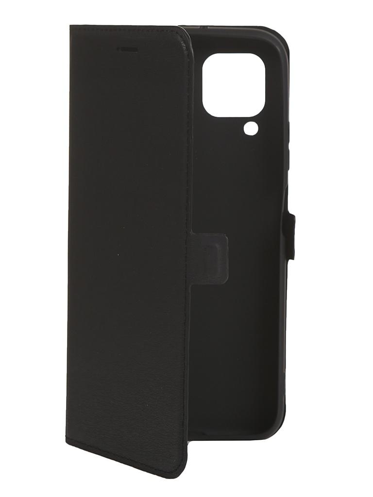 Чехол Krutoff для Huawei P40 Lite Black 10430