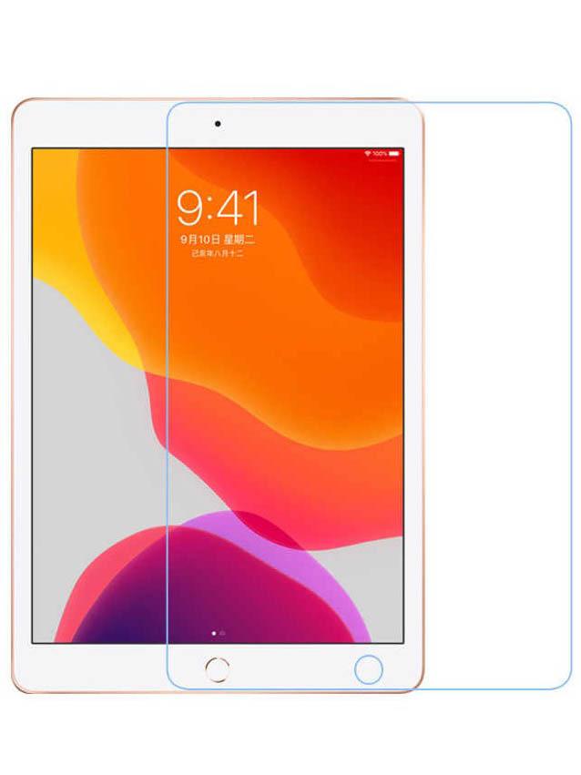 Гибридное защитное стекло Krutoff для Apple iPad 10.2 (2019) 22248