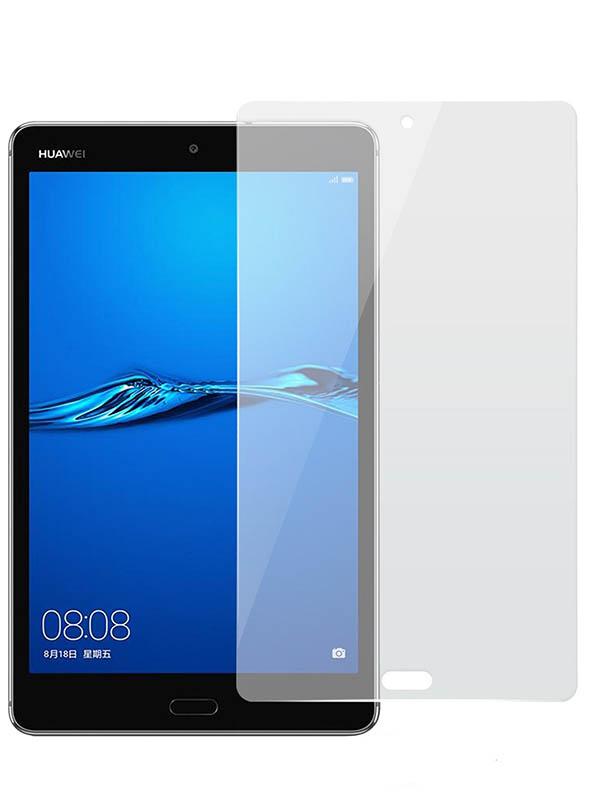 Гибридное защитное стекло Krutoff для Huawei MediaPad M3 Lite 8.0 22354