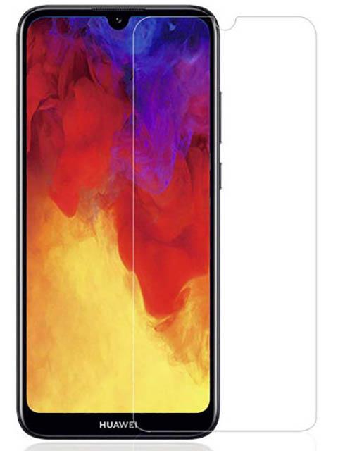 Гибридное защитное стекло Krutoff для Huawei Y6 2019 / Y6S Honor 8A Pro Prime 22345