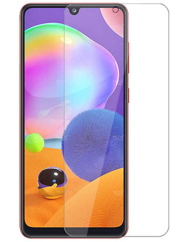 Гибридное защитное стекло Krutoff для Samsung Galaxy A31 22694