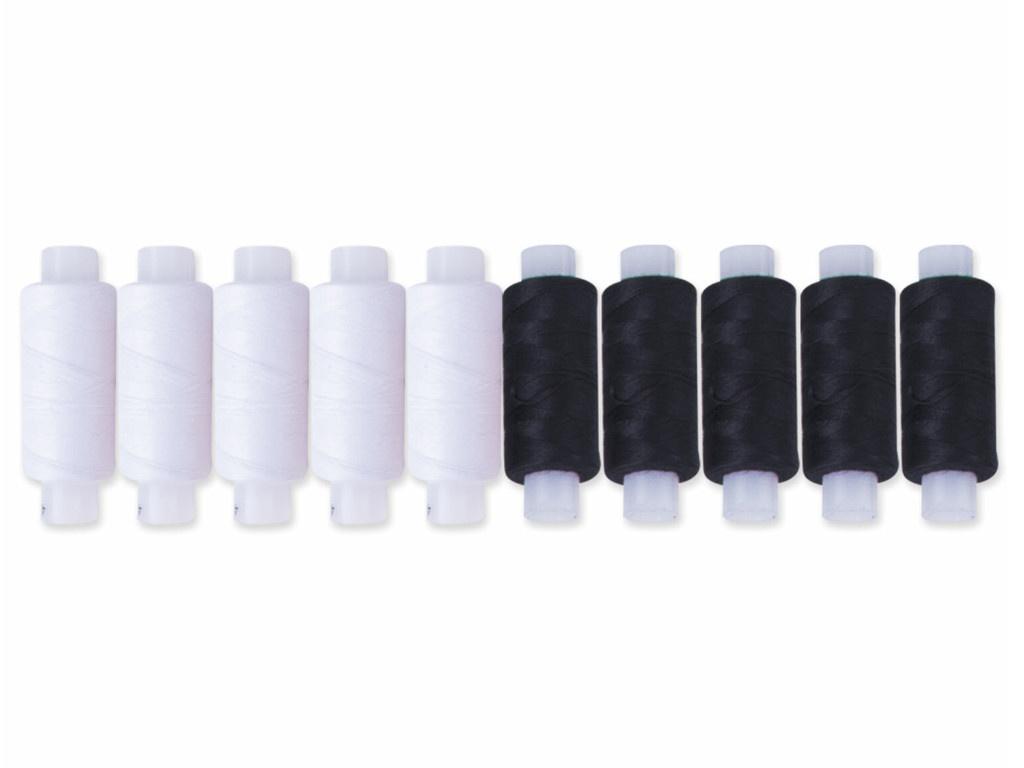 Набор швейных ниток Остров Сокровищ 2 цвета 662790