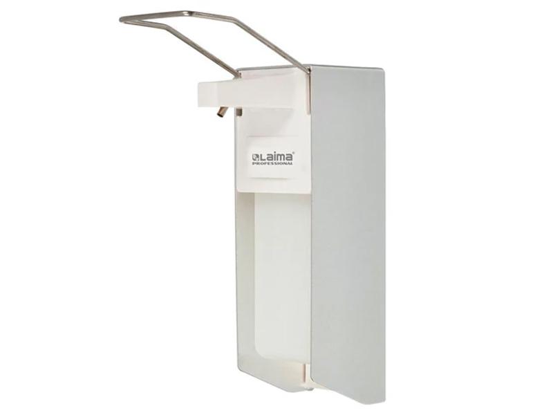 Диспенсер для жидкого мыла Лайма Professional 1L Aluminum 605706