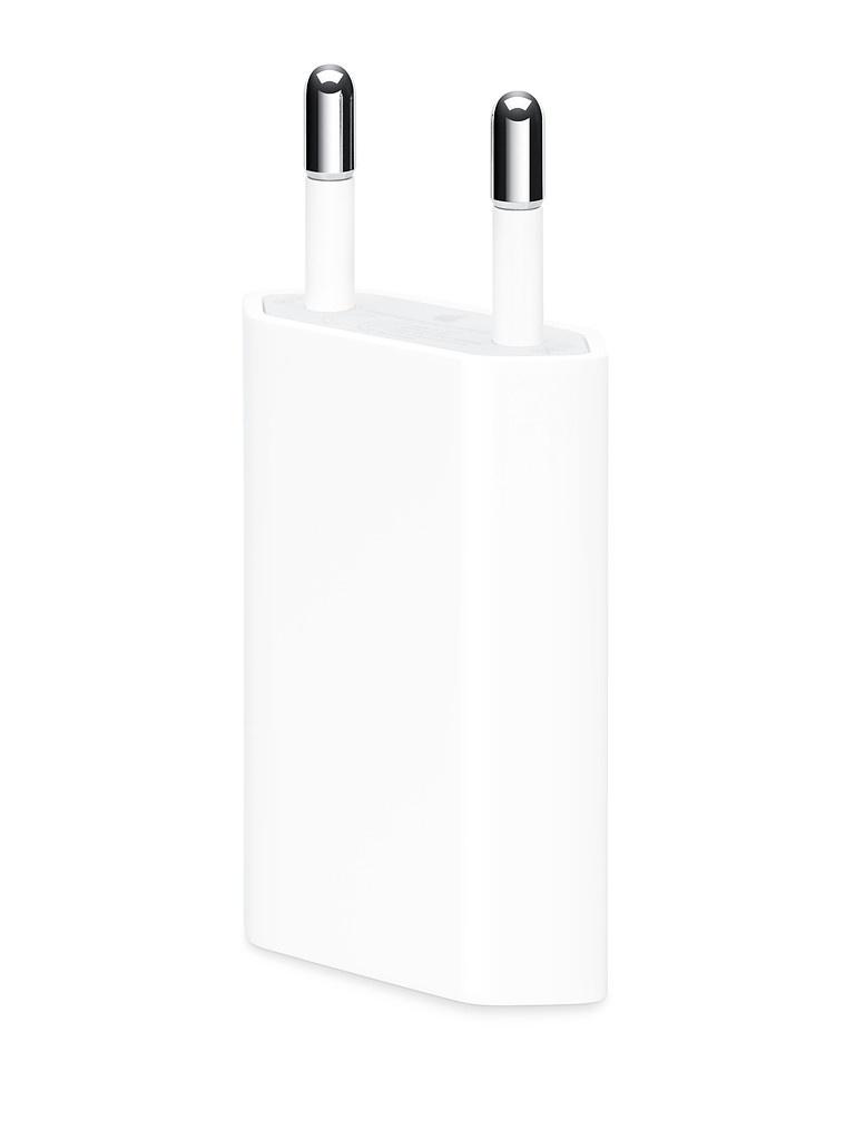 APPLE 5W USB Power Adapter для iPhone / iPod iPad MGN13ZM/A зарядное устройство сетевое
