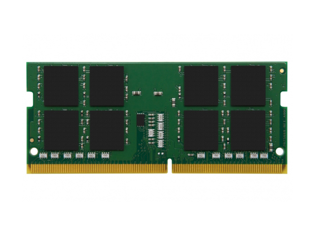 Модуль памяти Kingston DDR4 SO-DIMM 2666MHz PC21300 CL19 - 16Gb KVR26S19S8/16