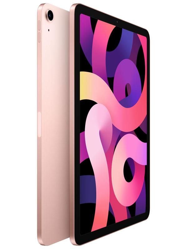 Планшет APPLE iPad Air 10.9 2020 Wi-Fi 64Gb Rose Gold MYFP2RU/A планшет apple ipad air 10 9 2020 wi fi 64gb rose gold myfp2ru a