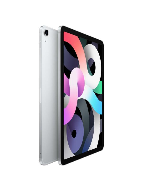Планшет APPLE iPad Air 10.9 2020 Wi-Fi + Cellular 64Gb Silver MYGX2RU/A