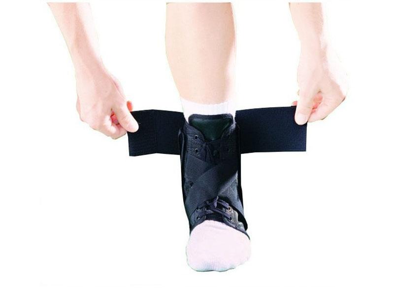 Ортопедическое изделие Бандаж на голеностопный сустав Oppo Medical размер L 4106-L ортопедическое изделие бандаж на голеностопный сустав oppo medical размер s 4106 s