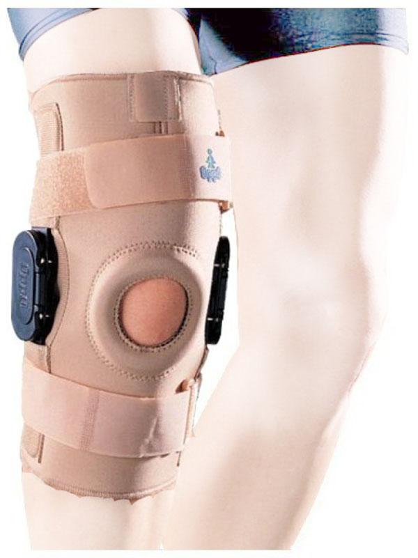 Ортопедическое изделие Бандаж на коленный сустав Oppo Medical размер L 1036-L