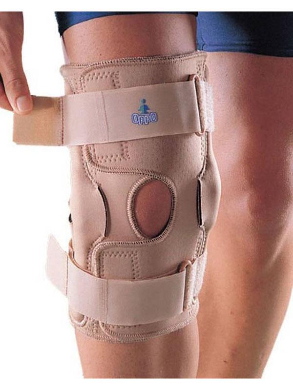 Ортопедическое изделие Бандаж на коленный сустав Oppo Medical размер S 1032-S ортопедическое изделие бандаж на голеностопный сустав oppo medical размер s 4106 s