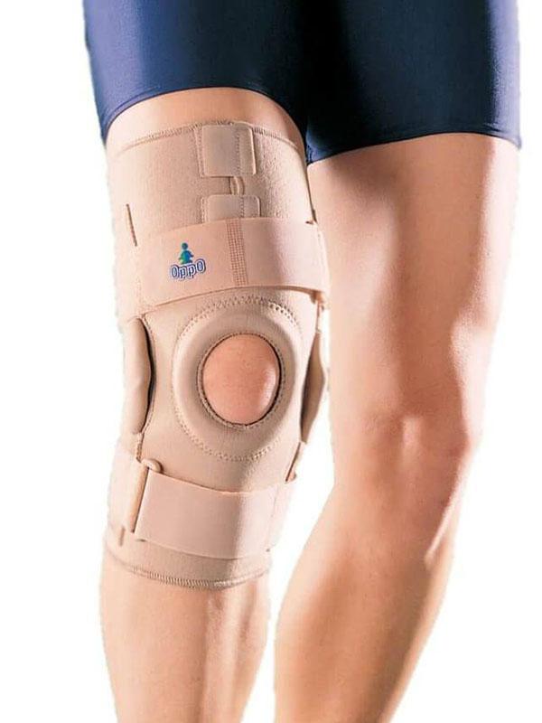 Ортопедическое изделие Бандаж на коленный сустав Oppo Medical размер L 1031-L