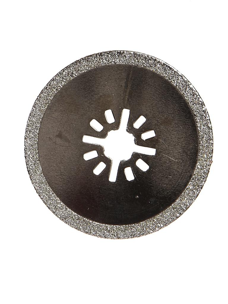 Насадка для мультиинструмента Elitech OIS HCS d-64mm по бетону и керамике 1820.004700